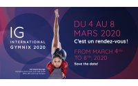 L'international Gymnix 2020