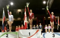 L'International Gymnix 2015: au tour de Rose Woo de rafler les grands honneurs